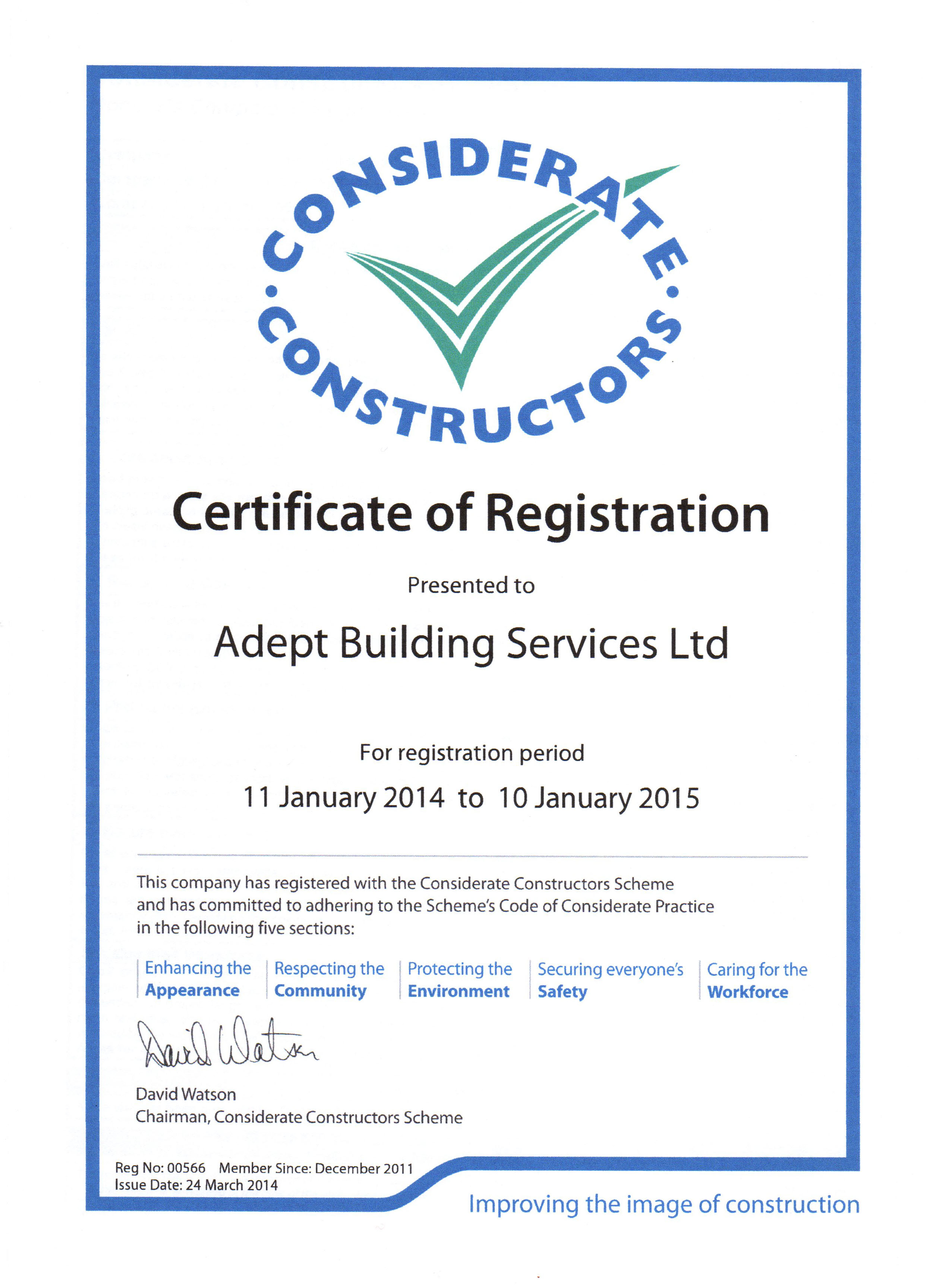 Adept Building Services