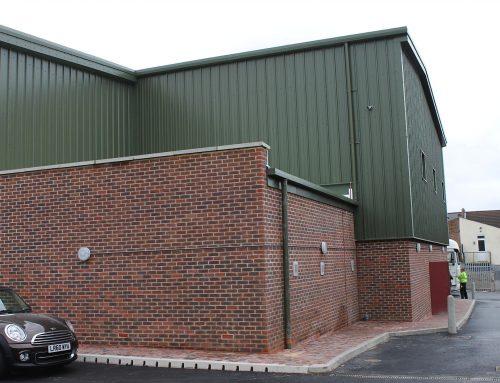 Warehouse Build
